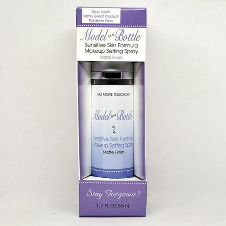 Model in a Bottle Makeup Setting Spray Sensitive Skin 1.7 oz