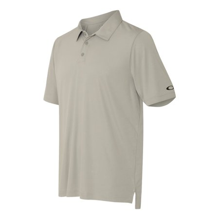 18ffa27d52061 Oakley 433979ODM Men s Performance Sport Shirt Set-In Sleeves - Stone Grey  - XXX-Large - Walmart.com