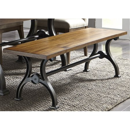 Liberty furniture 411 c9000b arlington house dining bench for Furniture 411
