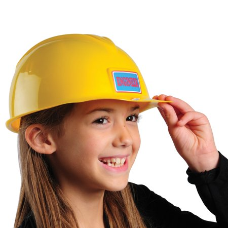 (Price/Each)US TOY H117 Construction Helmet - Toy Hard Hats