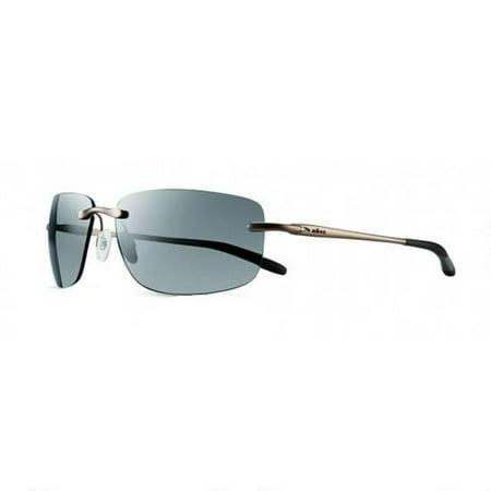 Polarized Revo Sport Lenses - Revo Outlander  1029-00-GY Polarized Graphite / Gunmetal Sunglasses