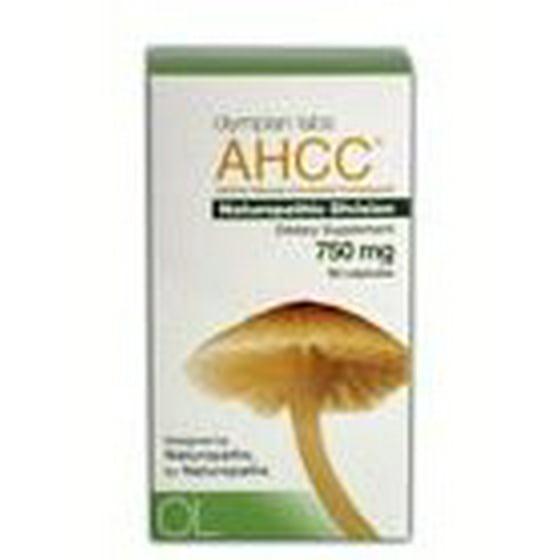 AHCC 750mg Olympian Labs 60 Caps