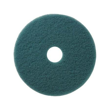 Aqua Burnishing Floor Pads - Nassco Pro Series Aqua Burnishing Floor Pad, 5/Case