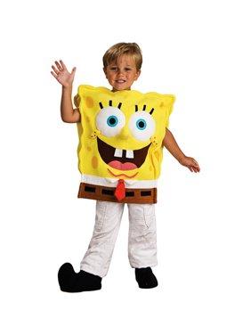 Spongebob Deluxe Child Halloween Costume