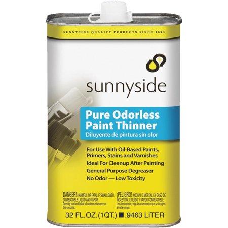 - Sunnyside Odorless Paint Thinner