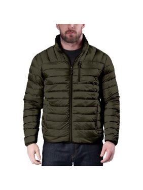 Hawke & Co. Mens Performance Quilted Jacket