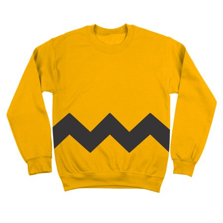 Sucks Adult Sweatshirt - Charlie Brown Adult Crewneck Sweatshirt
