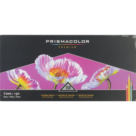 Prismacolor Premier Colored Art Pencil Set, 150