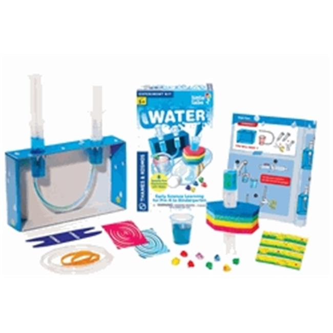 OlympiaSports 17016 Water Experiment Kit