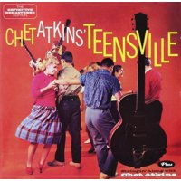 Teensville + Stringin' Along with Chet Atkins (CD)