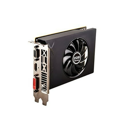 XFX RADEON R7 240 PCIE 2GB DDR3 HDMI VGA DVI