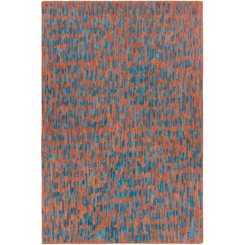Chandra Rugs MIS423-79106 Misty 8' x 11' Rectangle Wool Hand Tufted Contemporary