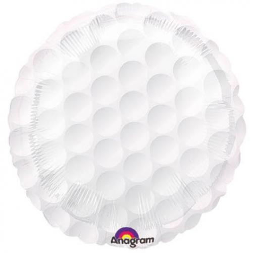 Golf Foil Balloon Party Accessory
