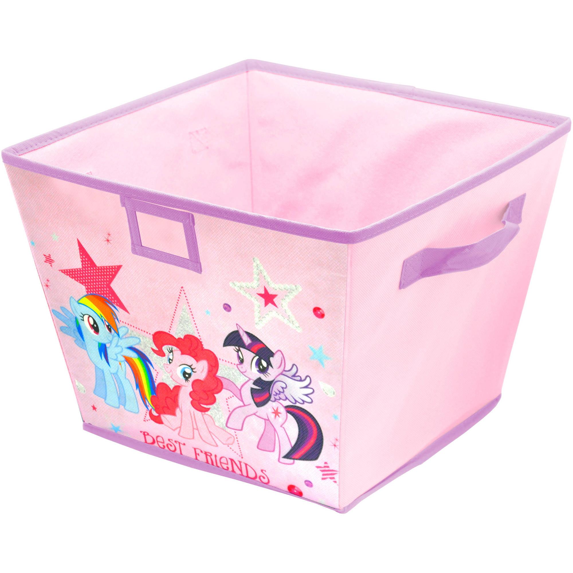 My Little Pony Stackable Storage Bin