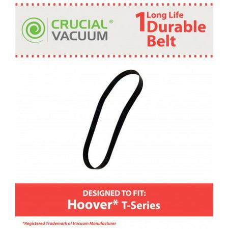 Hoover Non Stretch T-Series Flat Belt, Part # 562289001, AH20065 001 Replacement Vacuum Belt