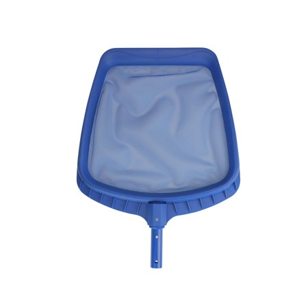 Pool Central Heavy-Duty Plastic Swimming Pool Leaf Skimmer Head 21.5