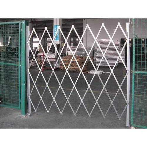 Folding Gate,Single,7 to 8 ft.W x 7 ft.H G0044250