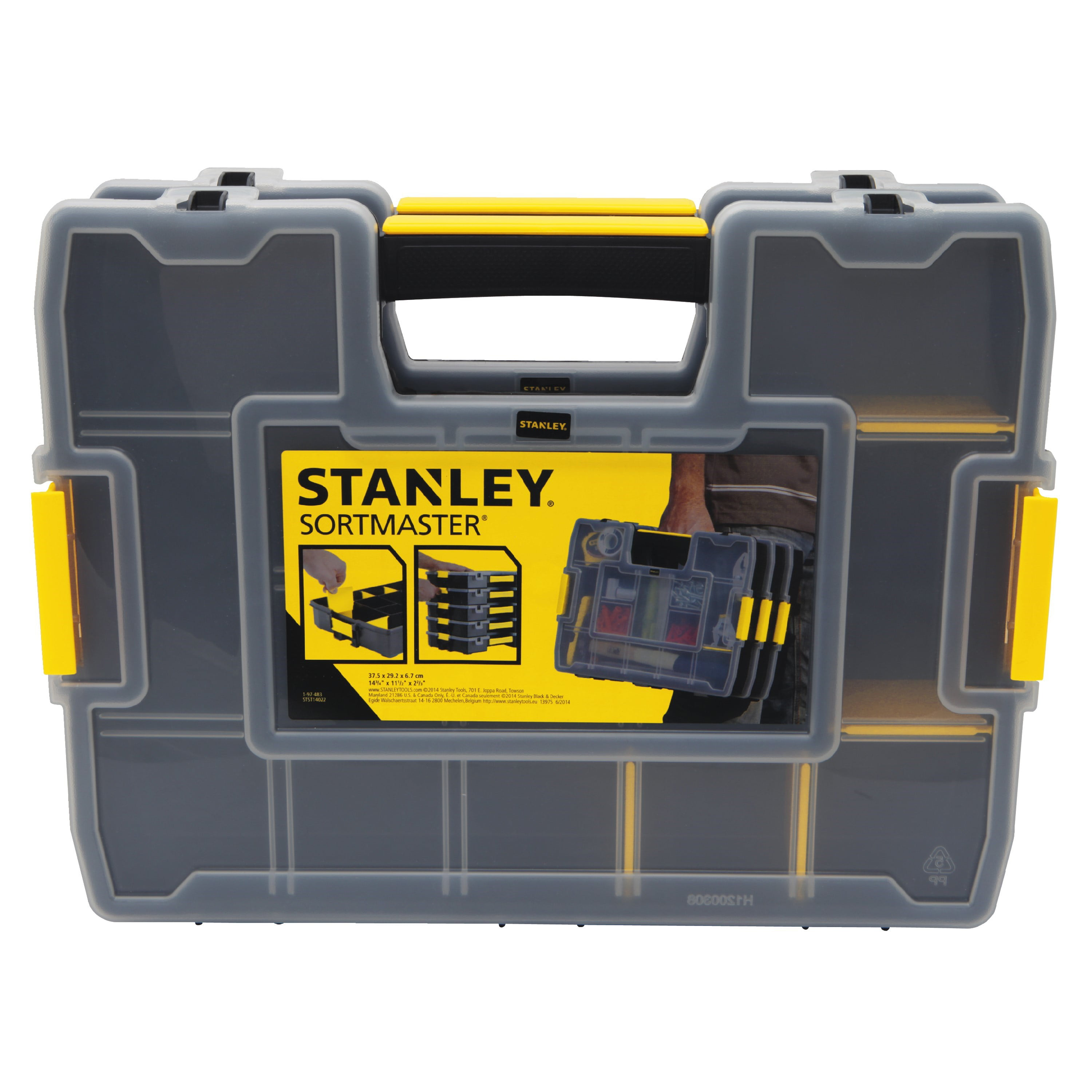 STANLEY SortMaster Junior Organizer | STST14022 by BLACK & DECKER US INC