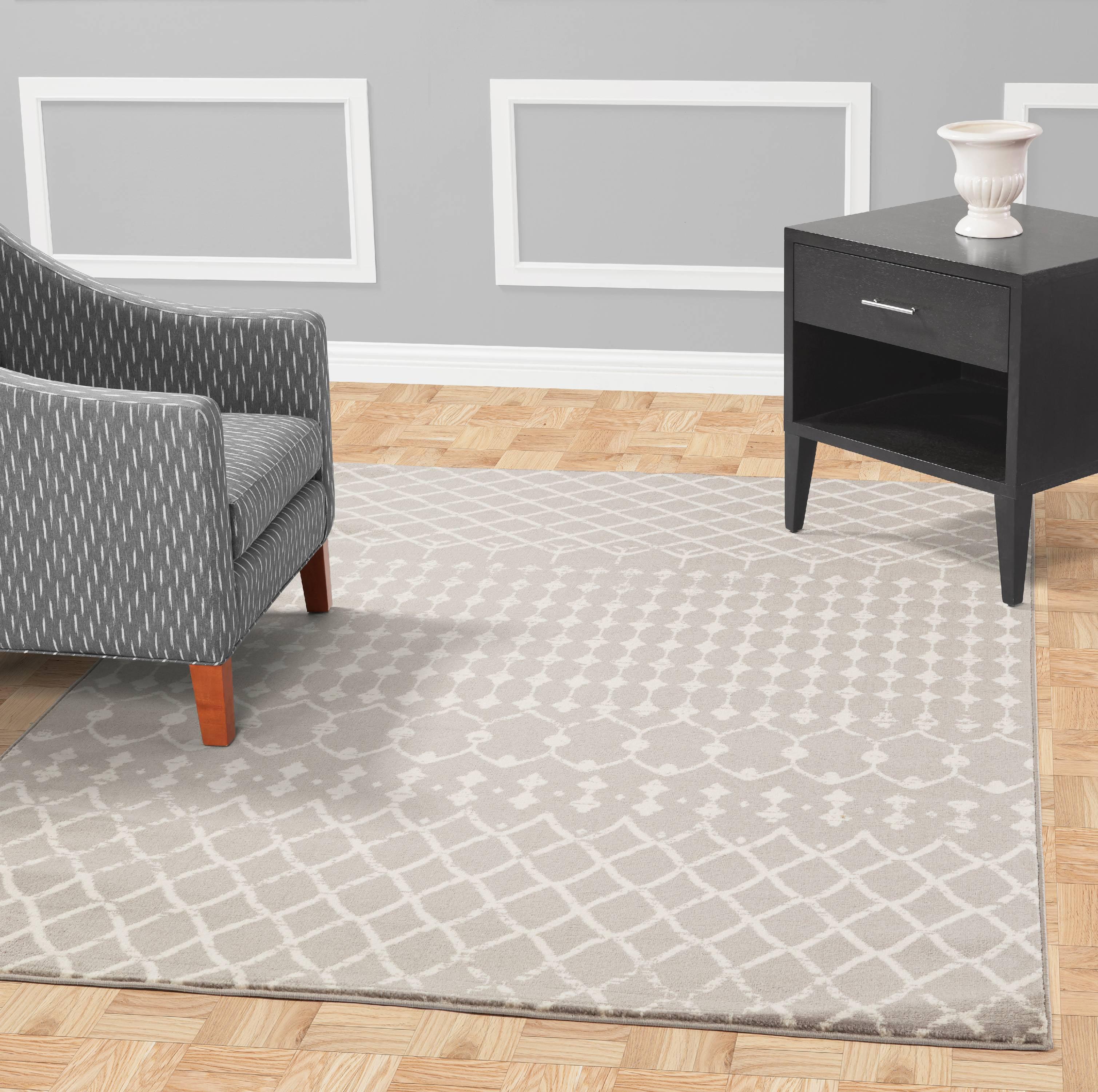 Diagona Designs Contemporary Geometric Moroccan Trellis