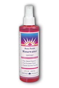 Rosewater Heritage Store 8 oz Liquid