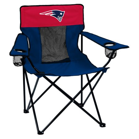 NFL New England Patriots Elite Outdoor Portable Chair