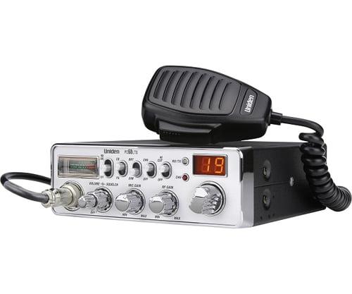 Uniden PC68LTX 40-Channel Trucker's CB Radio