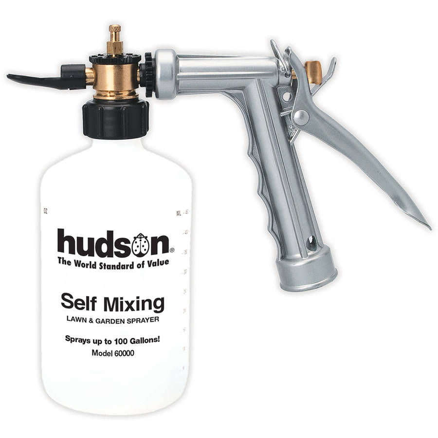 Hudson 60000 Self-Mixing Metal Hose End Sprayer by Generic