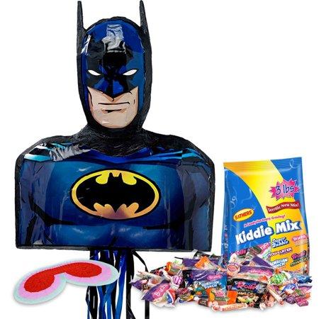 Batman Shape Pinata Kit (Each) - Party Supplies