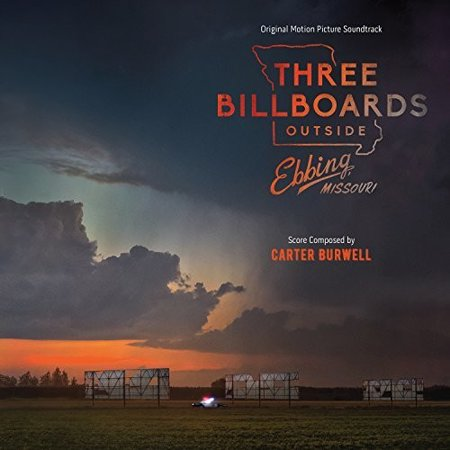 Missouri Tigers Vinyl (Three Billboards Outside Ebbing, Missouri (Original Motion Picture Soundtrack) (Vinyl) )