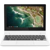 "Lenovo Chromebook C330 81HY0000US 11.6"" Touchscreen LCD Chromebook - MediaTek M8173C 1.70 GHz - 4 GB DDR3L SDRAM - 64 GB Flash Memory - Chrome OS - 1366 x 768 - In-plane Switching (IPS) Technolog"