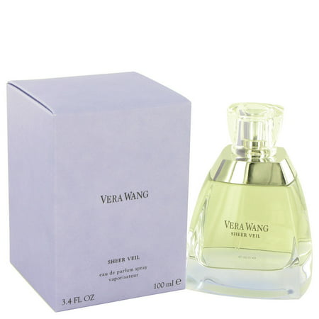 Vera Wang VERA WANG SHEER VEIL Eau De Parfum Spray for Women 3.4 oz