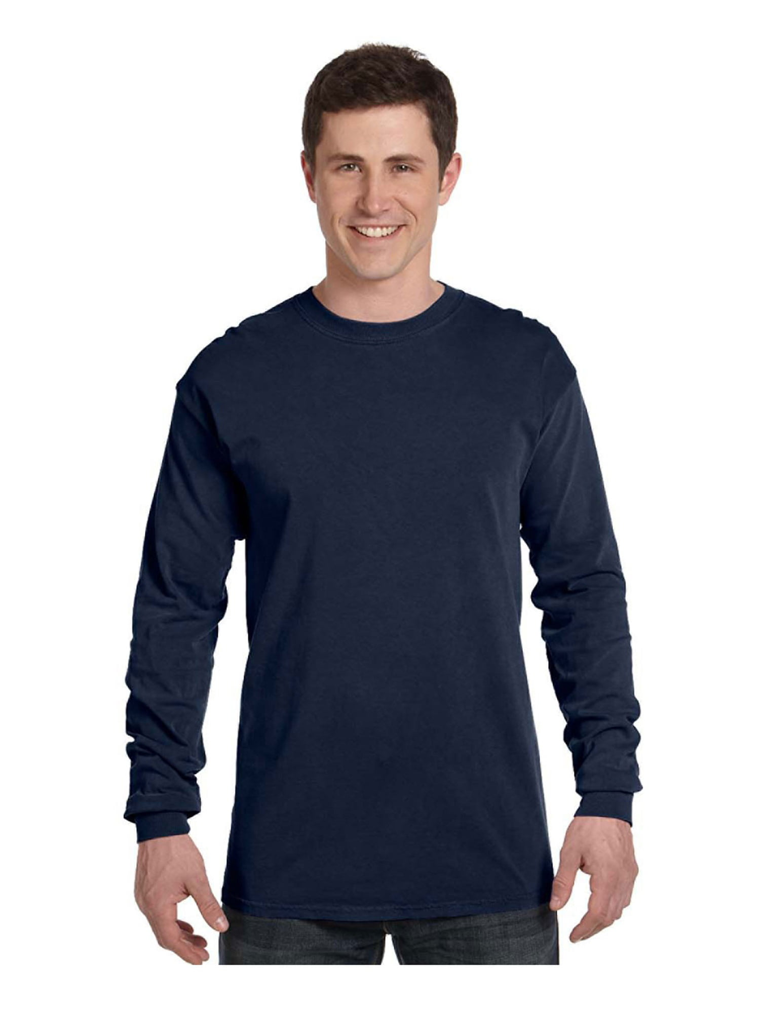 Comfort Colors Chouinard Adult Garment Dyed Heavyweight Long Sleeve Tee