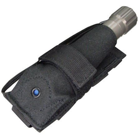Condor MA48 Flash Light MOLLE Pouch Holster - Black