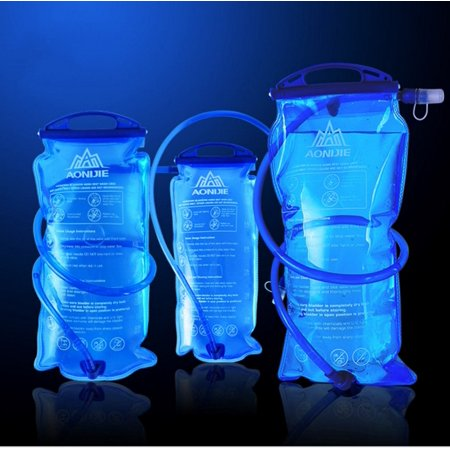 Hydration Water Bladder For Backpacks 3L Blue