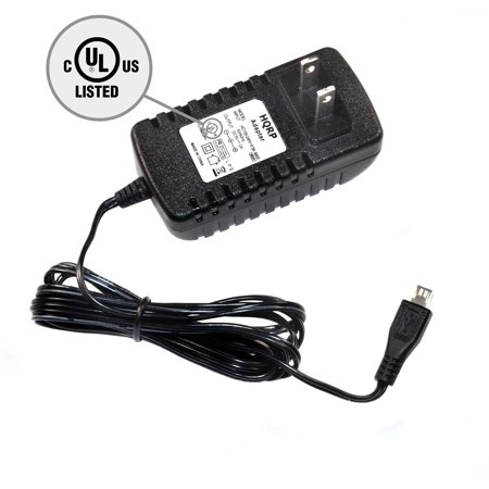 HQRP AC Adapter for Motorola S005ANU0500100 MBP662 MBP-662-CONNECT MBP662CONNECT-2 MBP662CONNECT-3 MBP867 MBP867-2 MBP867-3 Baby Unit Video Baby Monitor Power Supply Cord Charger + Euro Plug Adapter - image 1 of 3