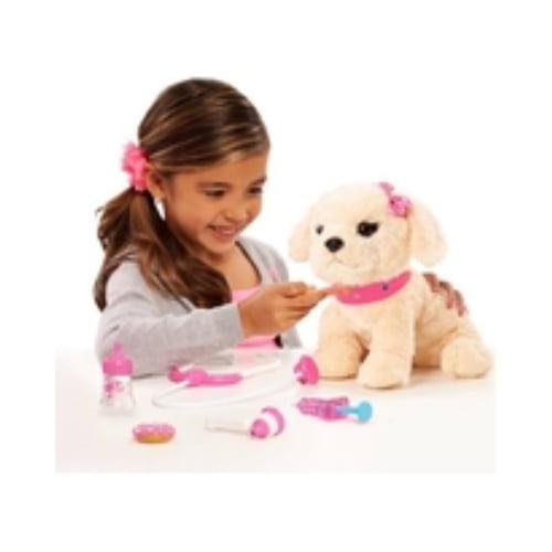 Barbie Kiss & Care Pet Doctor Set