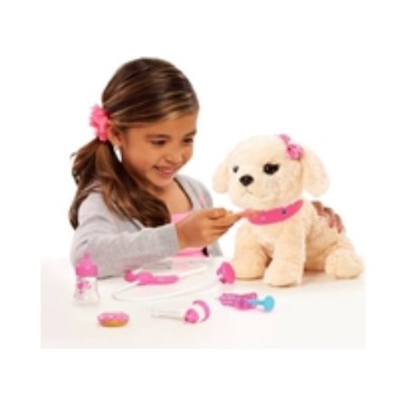 Barbie Kiss & Care Pet Doctor Set