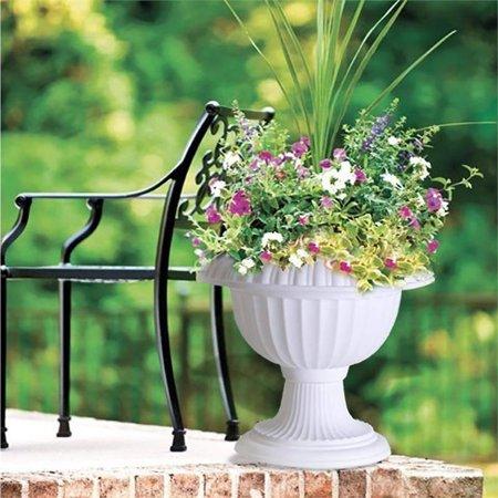 Efavormart 8 PCS  Greek Inspired Wedding Event Decorative PVC Flower Pot 13