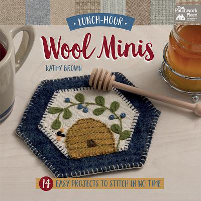 Switch In Time - Lunch-Hour Wool Minis : 14 Easy Projects to Stitch in No Time