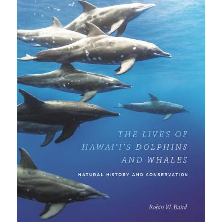 The Lives of Hawai'i's Dolphins and Whales : Natural History and (The Natural History Of Whales And Dolphins)
