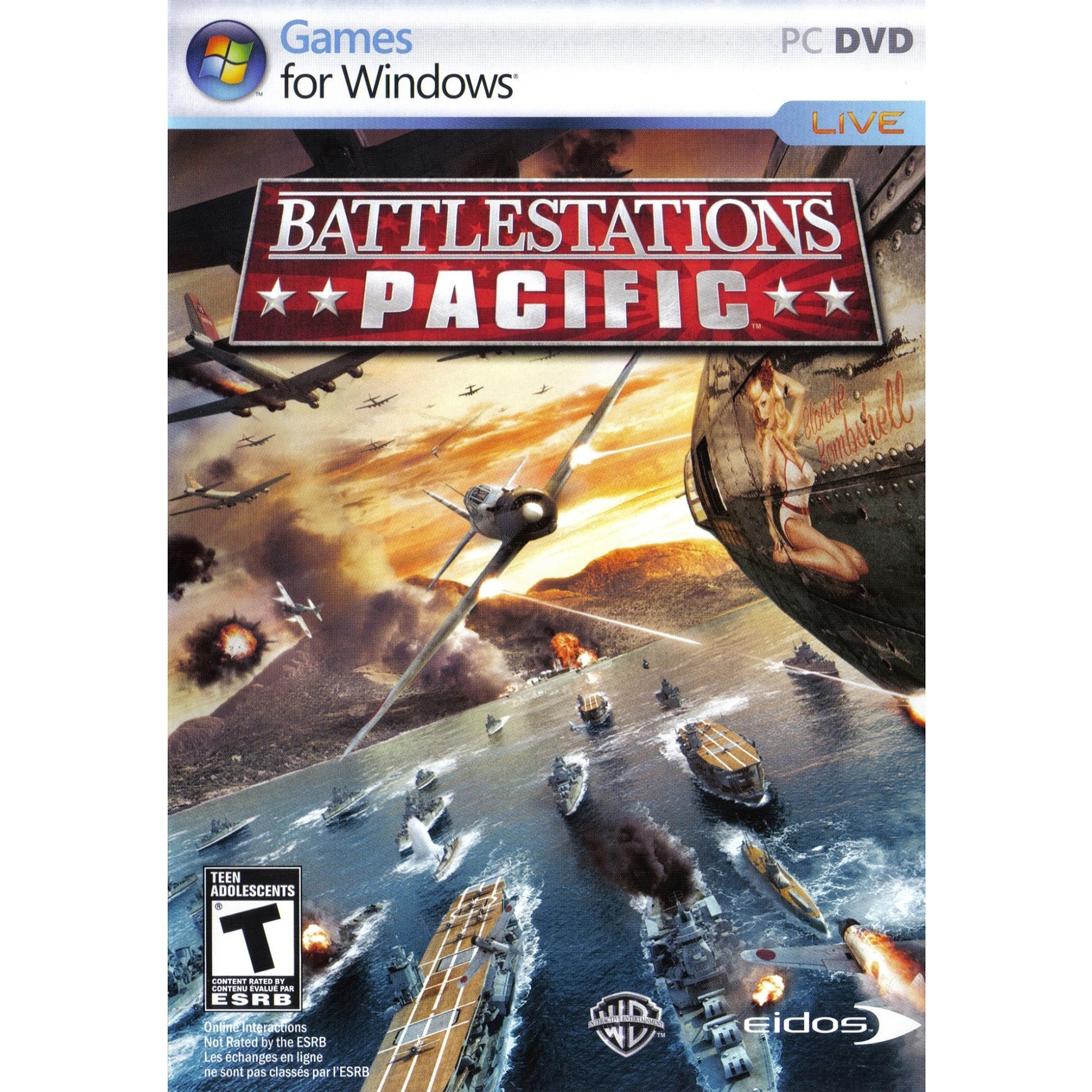 Battlestations: Pacific ESD Online Action Game (PC) (Digital Code)