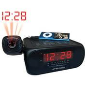 Hipstreet Hs-crp329 Projection Am/fm Alarm Clock Radio