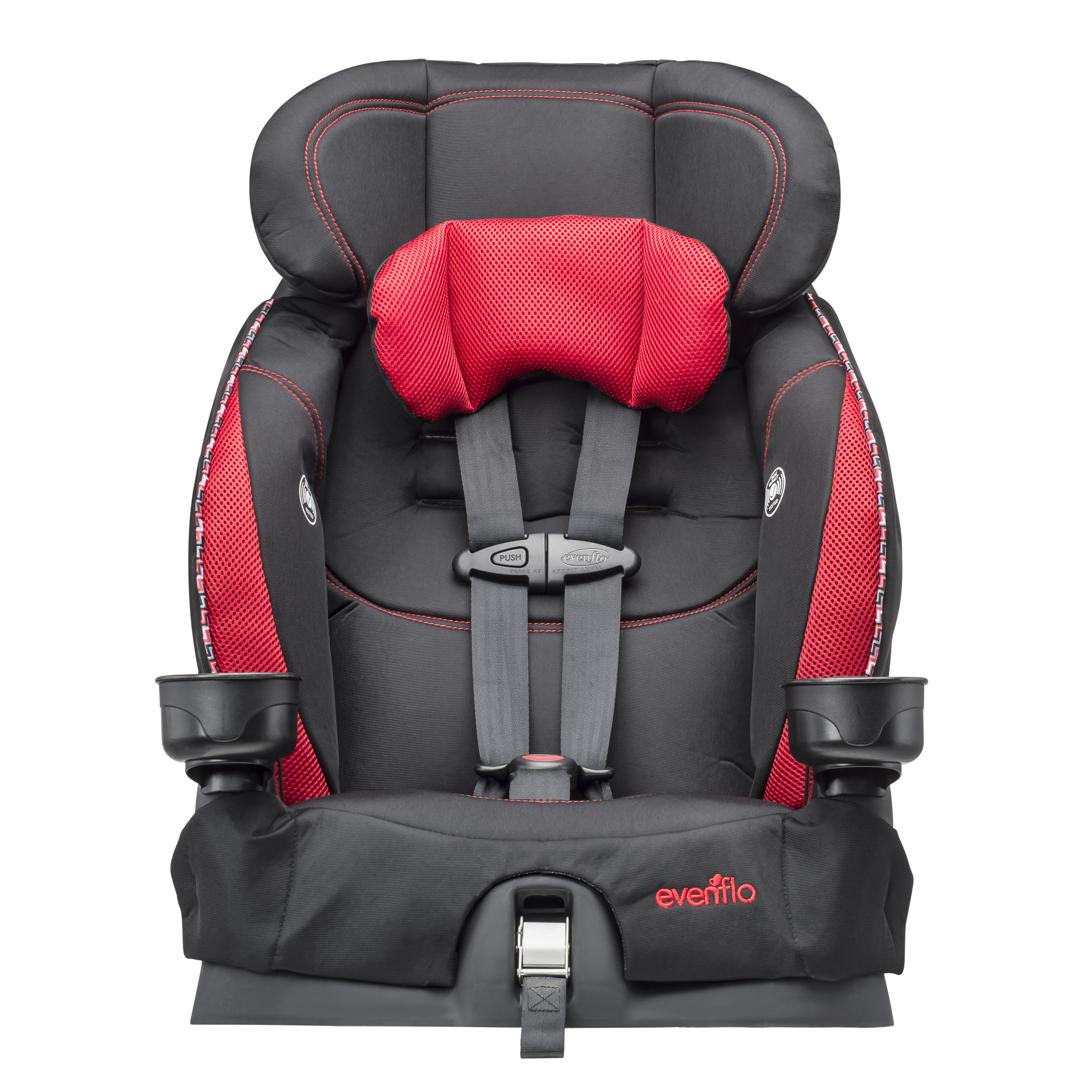 Evenflo Advanced Chase LX Harness Booster Car Seat, Twist