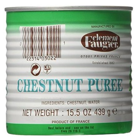 Chestnut Puree (Clement Faugier - Chestnut Puree -)