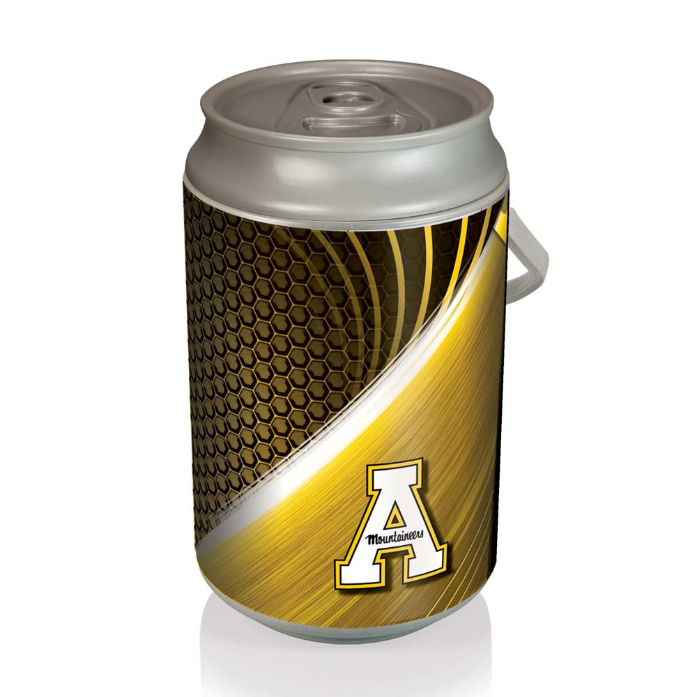 Appalachian State Mega Can Cooler (Silver/Gray)