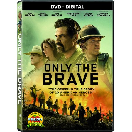 Only The Brave (DVD + Digital)