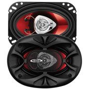 BOSS Audio CH4620 200 Watt (Per Pair), 4 x 6 Inch, Full Range, 2 Way Car Speakers (Sold in Pairs)