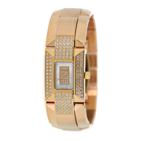 Pre-Owned Concord La Scala 54-H5-14 Gold 18mm Women Watch (Certified Authentic & Warranty) ()