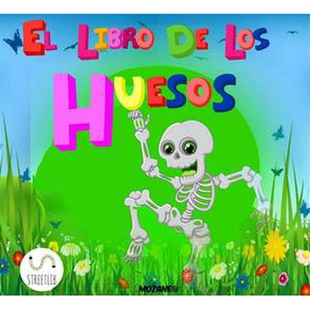 El libro de los huesos - eBook (Huesos De La Mano Halloween)