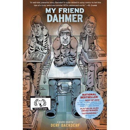 My Friend Dahmer  Hardcover